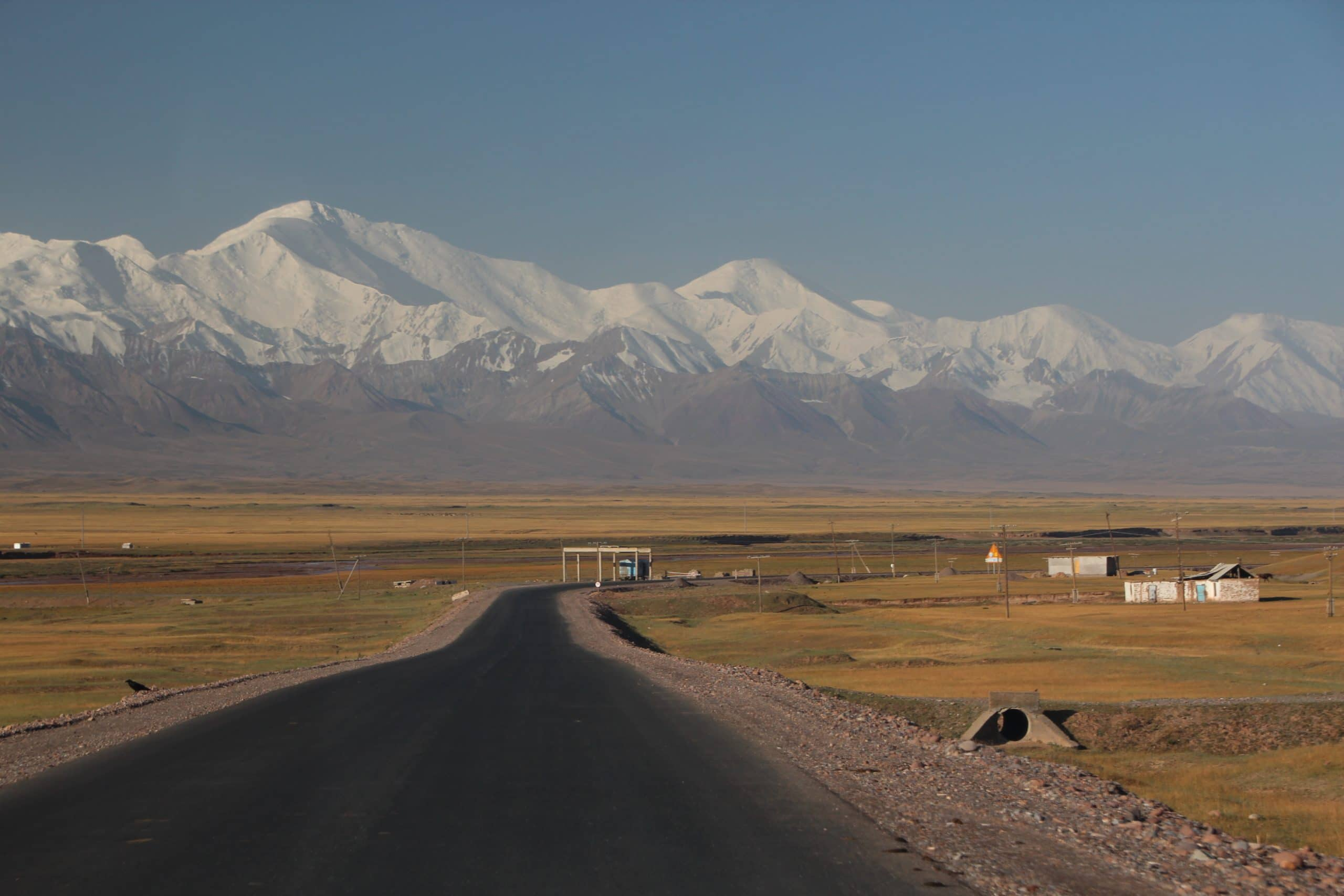 pamir mountains silk road - photo #13