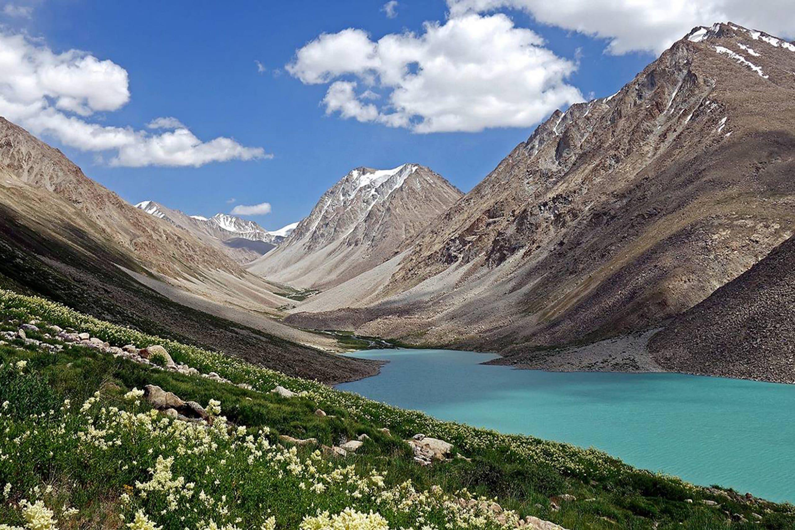 Pamir Central Asia